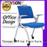 Tevson back training room chair marketing with writing board
