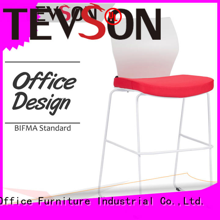 Tevson counter bar stool chairs widely-use for snack bar