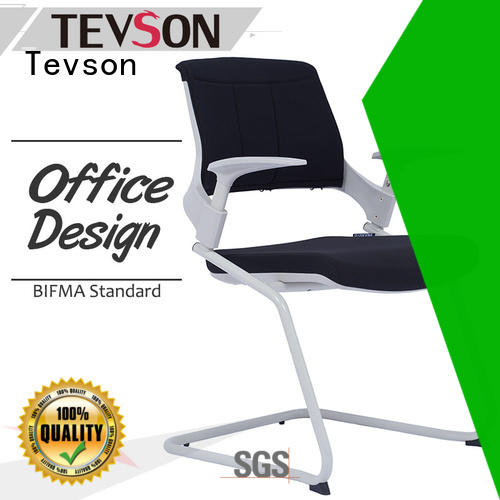 tablet visitor chairs certifications with writing board Tevson