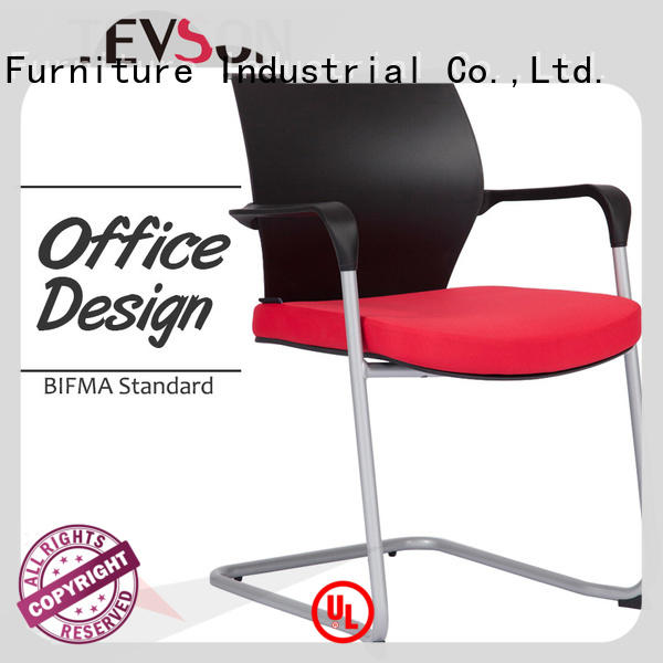 Tevson low cost meeting room chairs marketing for reception
