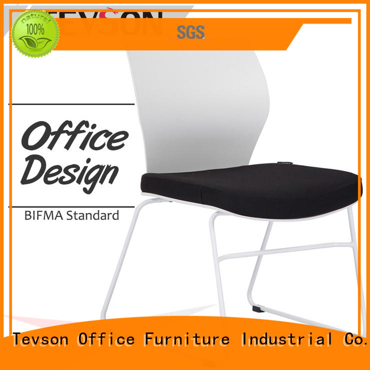 Tevson lecture study chair with writing pad resources for conference