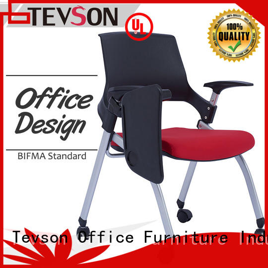 high elastic modern conference room chairs plastic order now for waiting Room