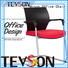 Tevson strong Folding visitor chairs workshops with writing board
