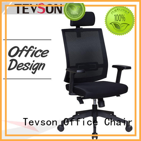 Tevson executive mesh office chair package for room