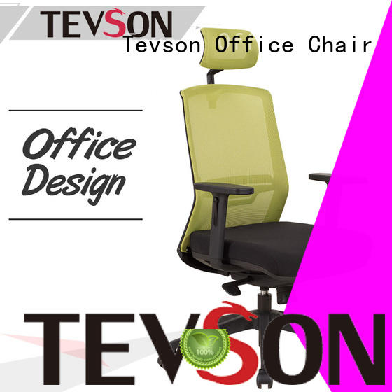 Tevson height adjustable ergonomic desk chairs for room