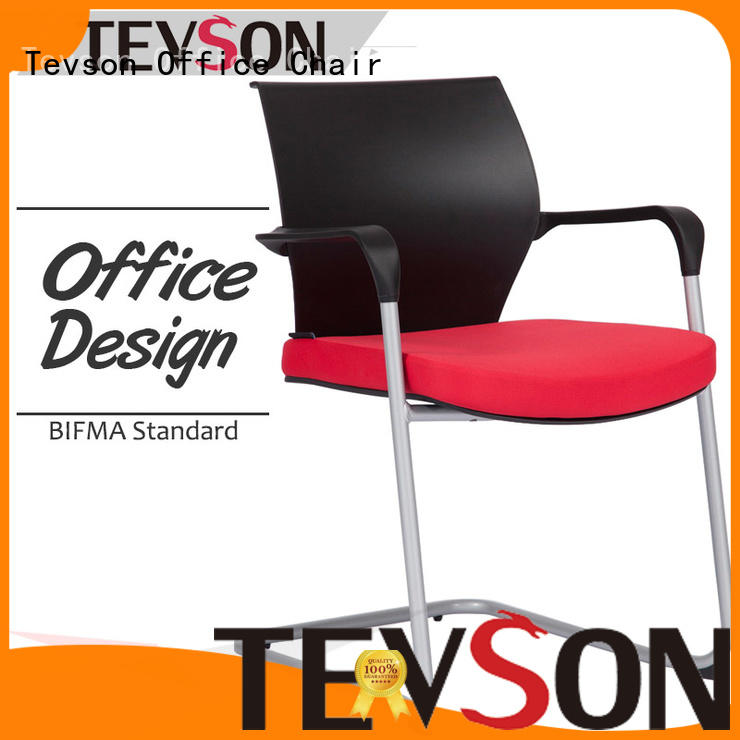 Tevson newly meeting room chairs certifications for conference