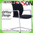 Tevson newly tablet arm chair bulk production for conference