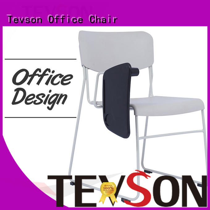 reception student chair with table free design with writing board Tevson