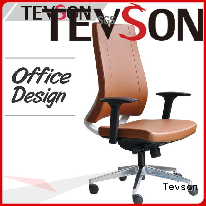 Tevson classic ergonomic chair for office package for waiting Room
