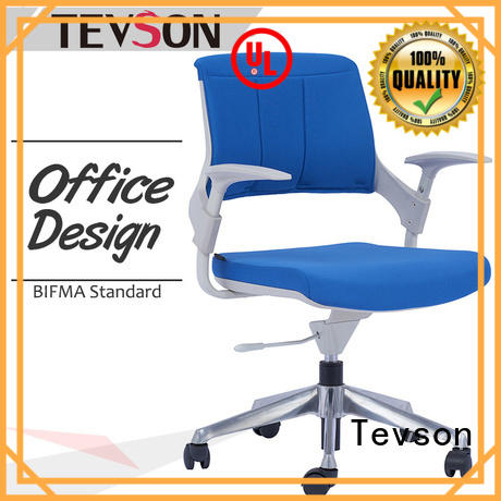 Tevson adjustable comfortable office chair supply in work room