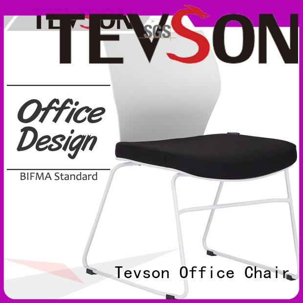 Tevson strong Folding tablet arm chair resources with writing board