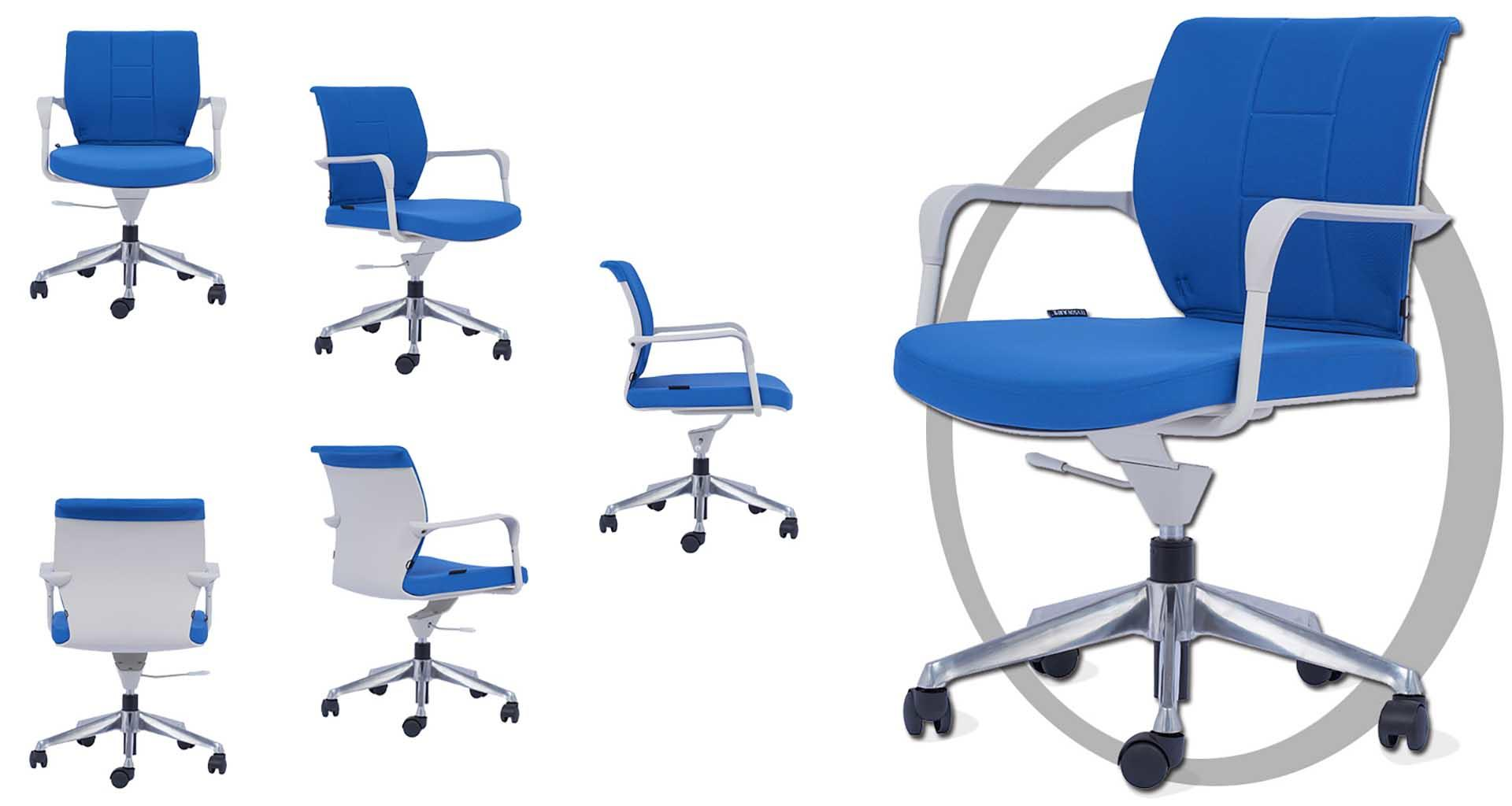 Tevson cushioned computer chair price supply for room-1