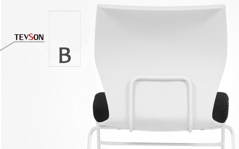 Tevson wheels meeting room chairs assurance-3