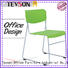 Tevson high elastic classroom chair assurance with writing board