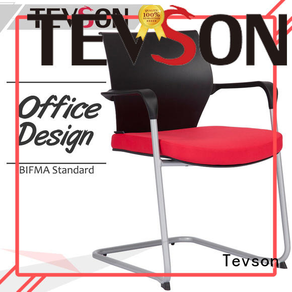 arms training room chair guest for reception Tevson