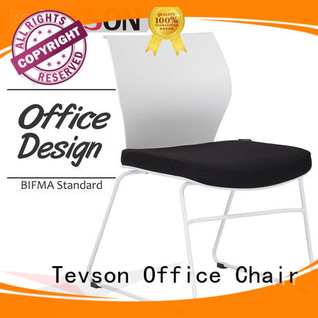 Tevson strong Folding staff chair arms for conference