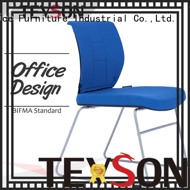 Tevson hot-sale training room chair free design for anteroom