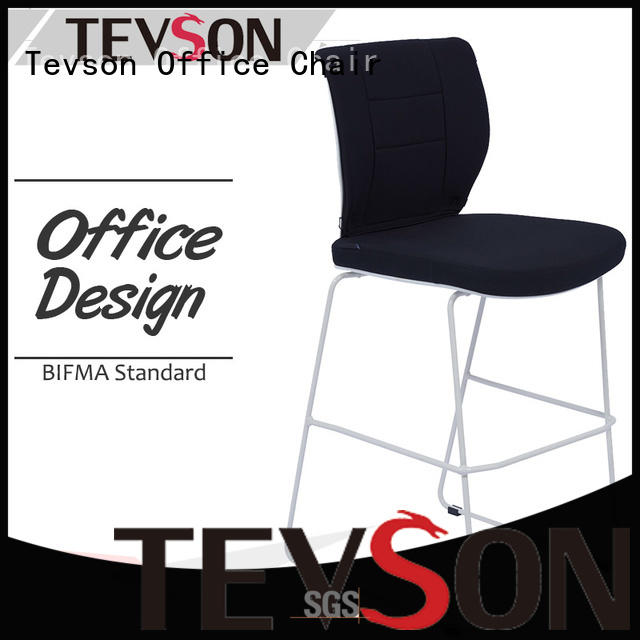 Tevson plastic tall bar chairs furniture for bar
