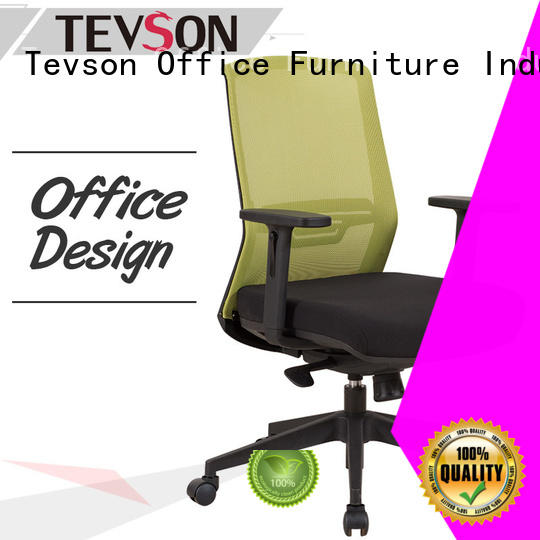 Tevson leather mesh office chair type for waiting Room