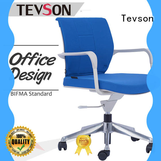 Tevson elastic comfortable computer chairs in dining room