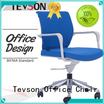 swivel swivel office chairs with wheels producer in work room Tevson