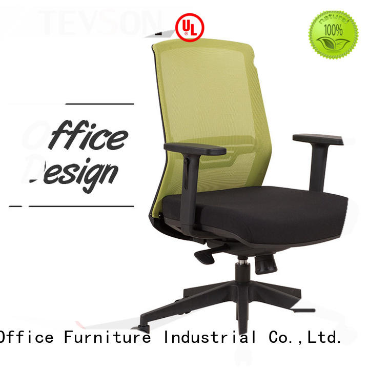 Tevson chairs high back office chair type in college dorm