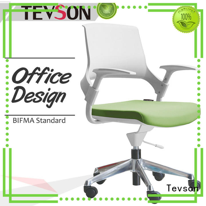 Tevson arms comfortable computer chair long-term-use for office