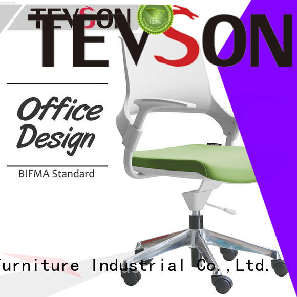 elastic office swivel chair executive in dining room Tevson