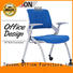 high elastic study chair with writing pad multiuse order now for reception