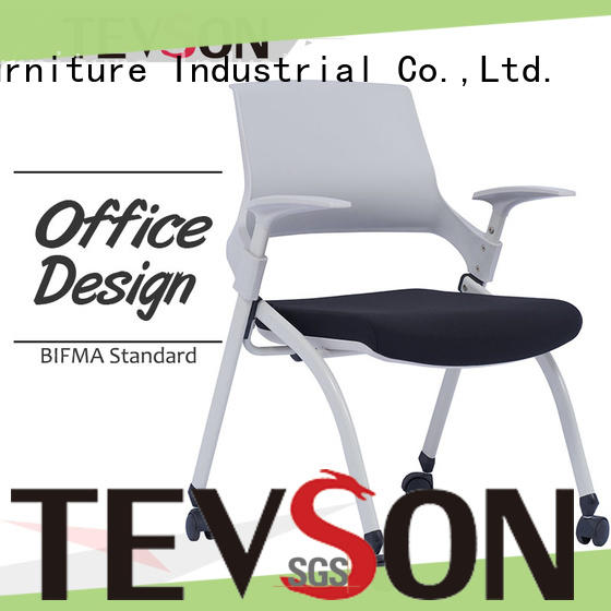 Tevson hot-sale modern conference room chairs bulk production with writing board
