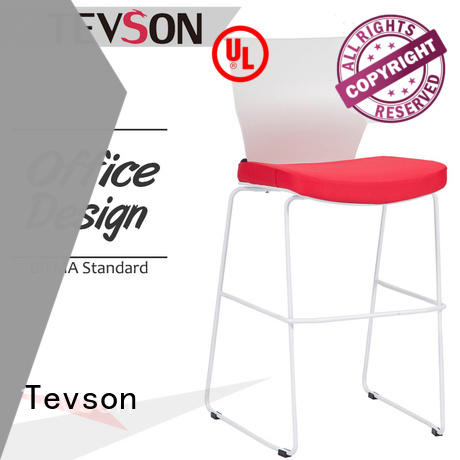 Tevson quality high bar chairs factory for drinking