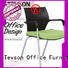 hot-sale classroom chairs with writing pad restaurant for anteroom