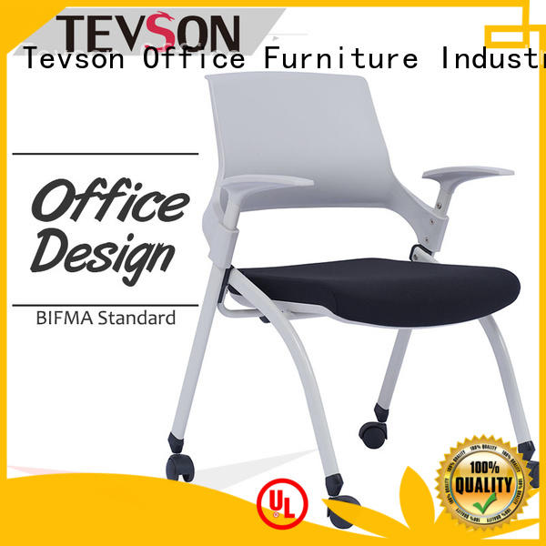 Tevson strong visitor chairs marketing for reception