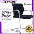 Tevson heavy conference chairs order now with writing board