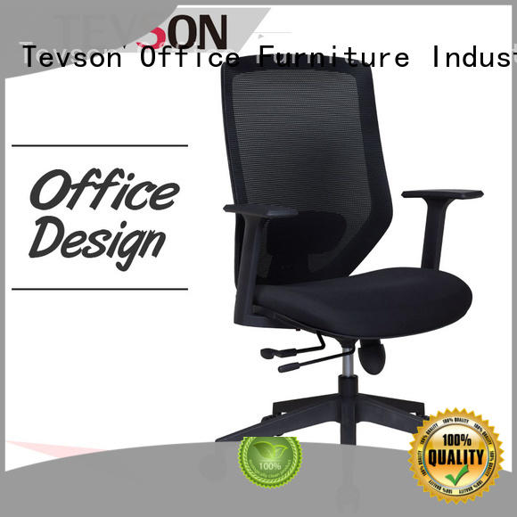 Tevson low cost swivel office chair supply for industry