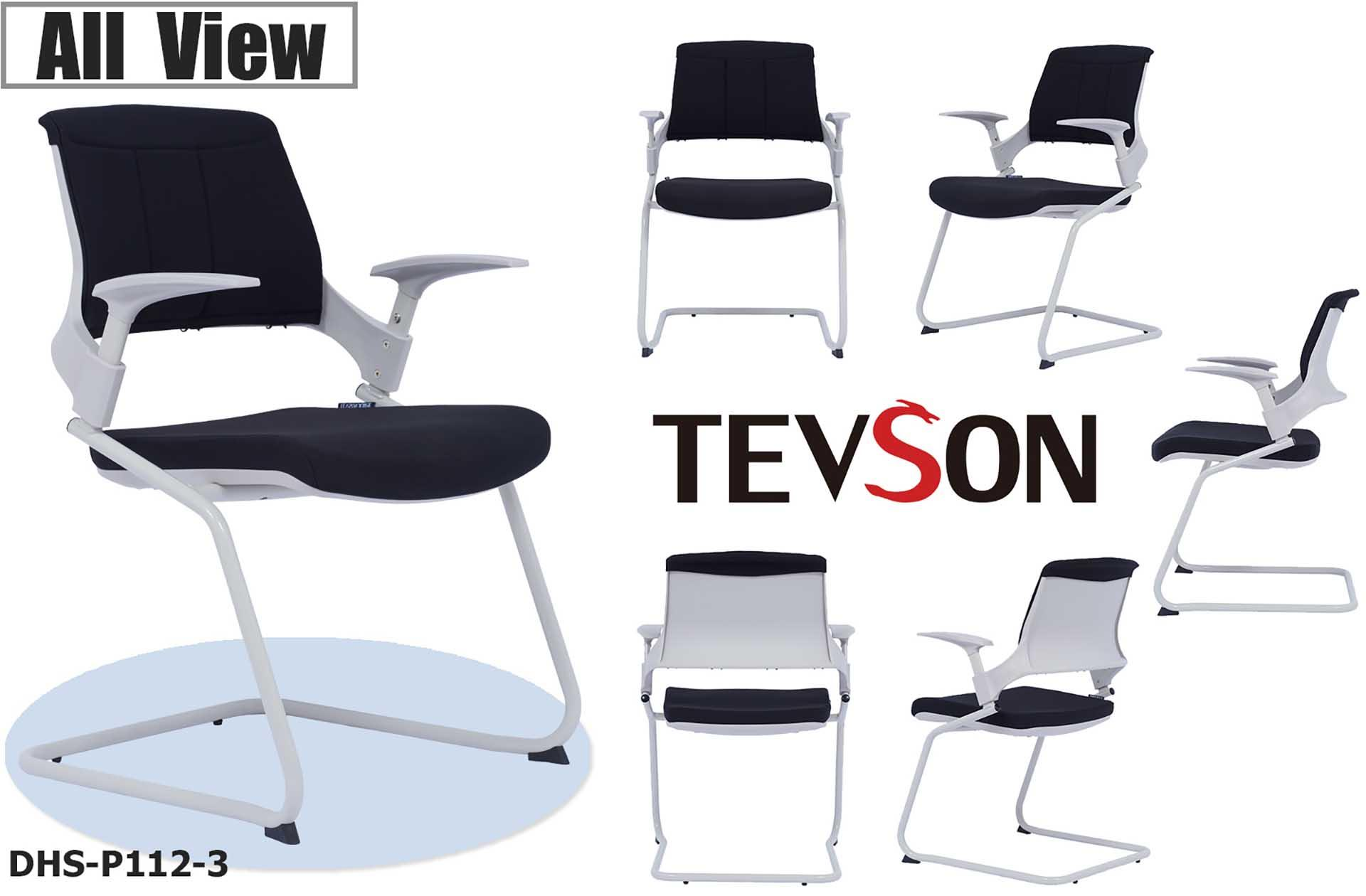 Tevson heavy modern conference room chairs certifications-1
