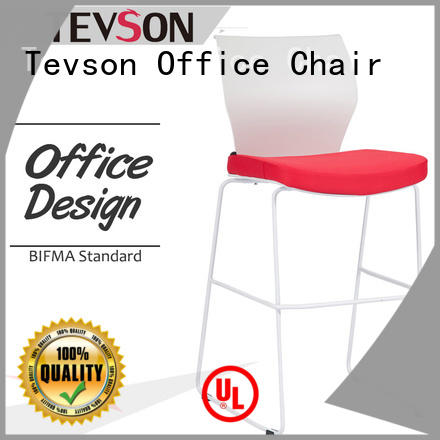 bar stool type chairs leg for tea statoin Tevson