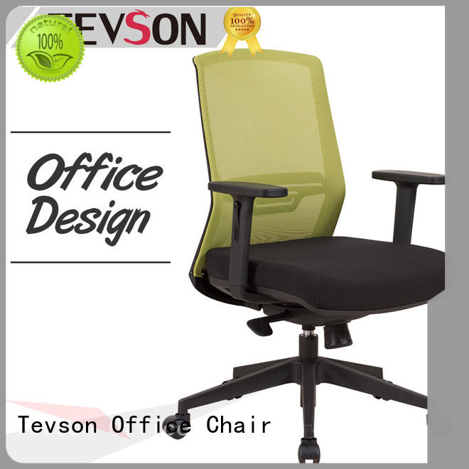 ergonomic desk chairs comfortable in work room Tevson
