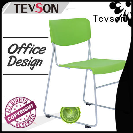 Tevson mid back training chair bulk production for waiting Room