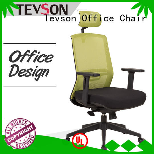 low back leather office chair chairs Tevson