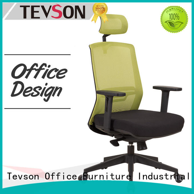 classic high-back office chair comfortable bulk production