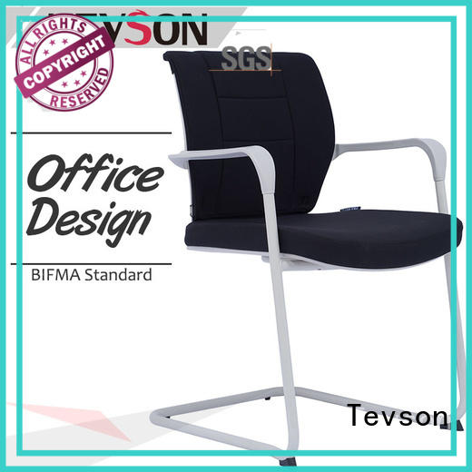 Tevson strong Folding study chair with pad free design