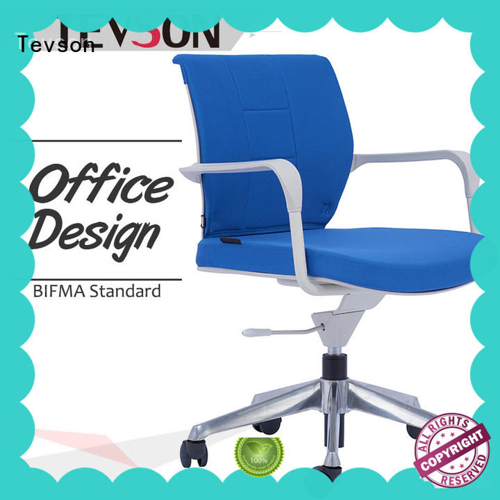 Tevson computer comfy office chair supplier in work room