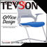 Tevson newly classroom chairs assurance for reception