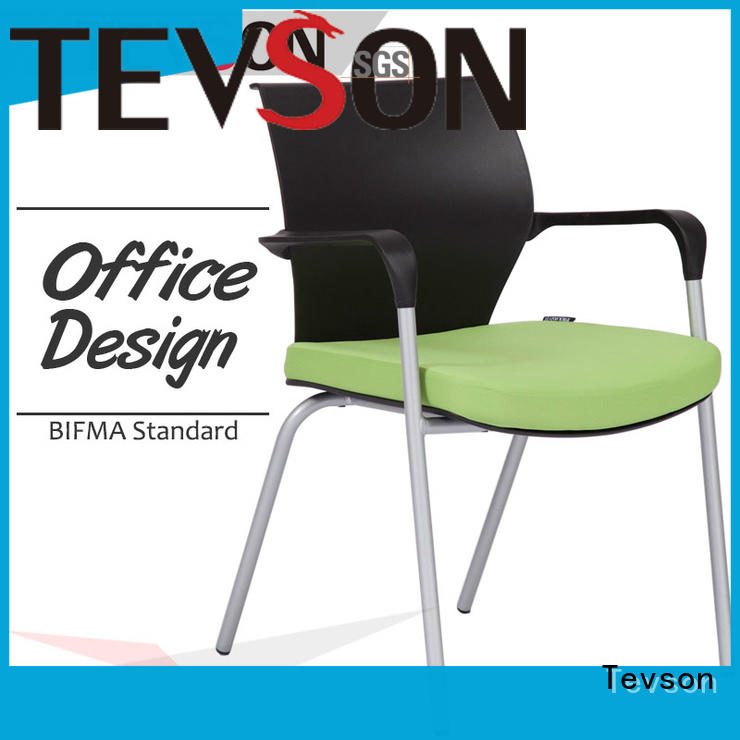Tevson high elastic visitor chairs scientificly for reception