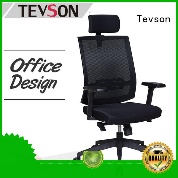 Tevson low cost mesh office chairs on sale equipment in work room
