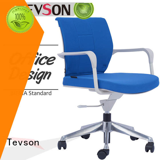 Tevson computer office swivel chair producer for office