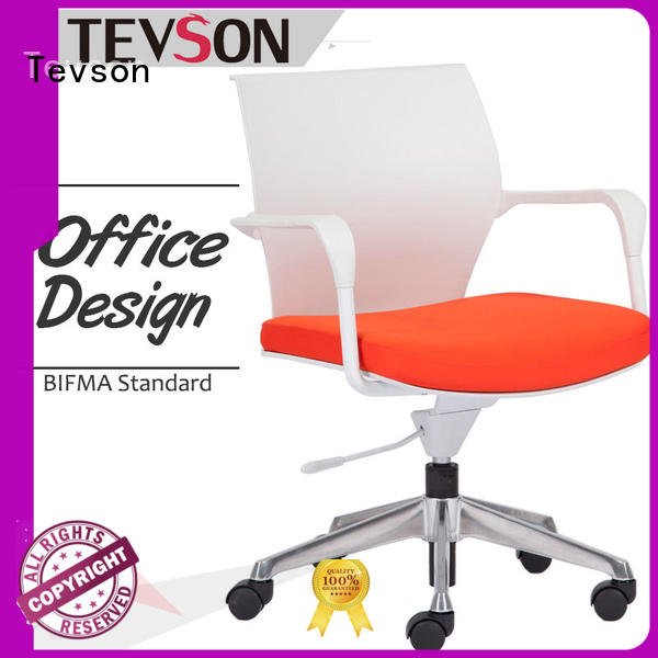 Tevson standard heavy duty office chairs manufacturer in school