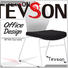 Tevson low cost visitor chair scientificly for anteroom