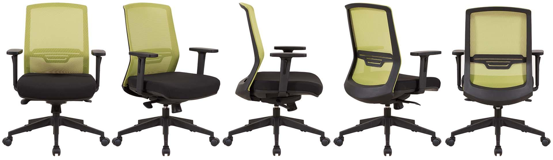 Tevson chairs low-back office chair at discount for room-1